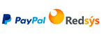 Pago Seguro con redsys y Paypal